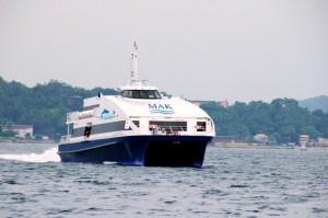 Makruzz catamarine