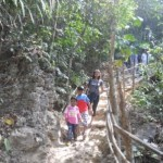 ANDAMAN 23 TO 28 MARCH TREKKING TO LIMESTONE CAVES